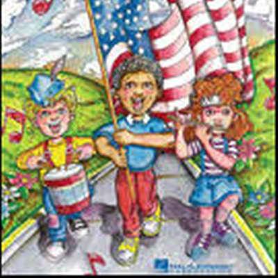 Hal Leonard Patriotic Gems - EZ Piano Folio