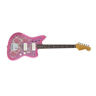 Fender Pink Paisley Traditional '60s Jazzmaster, Made in Japan for sale