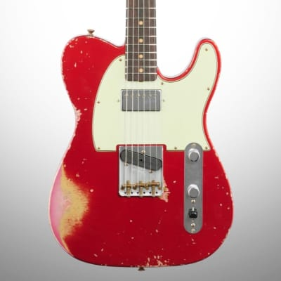 Fender Custom Shop '60s Heavy Relic Telecaster Electric Guitar (with Case) for sale