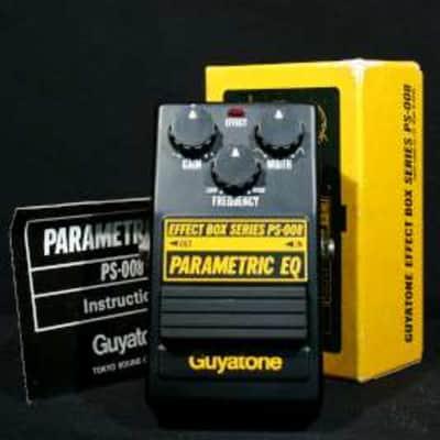 Guyatone PS-008 Parametric EQ Japan s/n 8115233