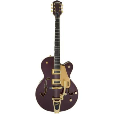 Gretsch G5420TG Electromatic Two-Tone Dark Cherry Metallic Casino Gold
