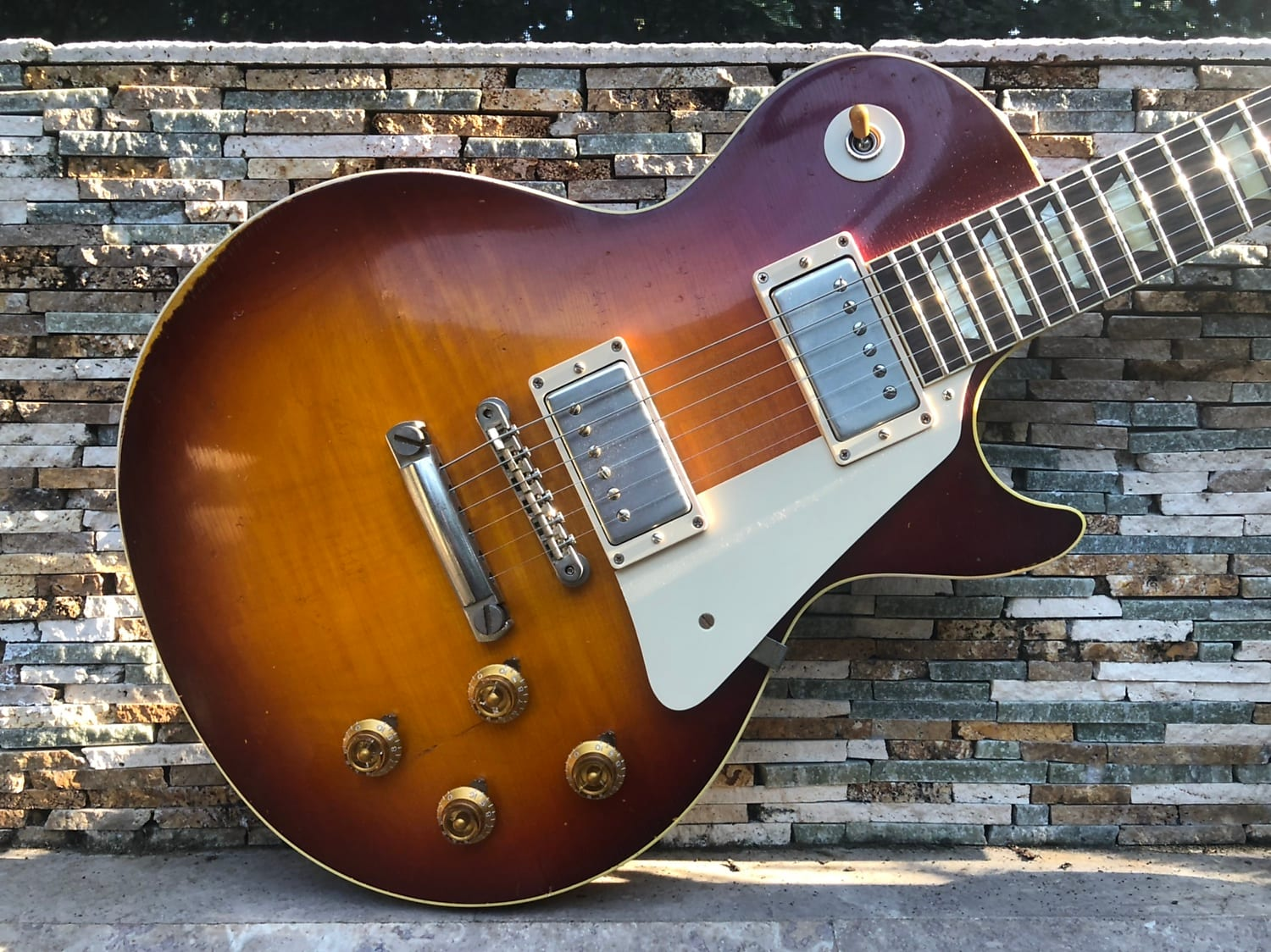 Gibson Collectors Choice #7 John Shanks Les Paul standard CC #7 KILLER aged R0 relic 1960 Reissue