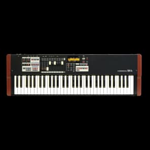 Hammond XK-1C 61-Key Portable Organ with Drawbars