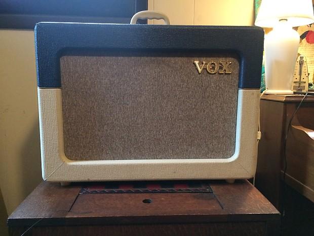 Vox AC15C1 TV-BC Limited Edition (Blue TV Version) | Reverb
