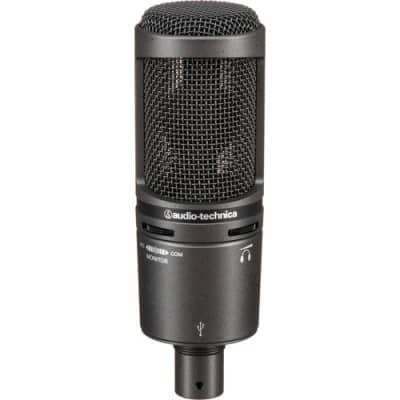 Audio-Technica AT2020USB+ Cardioid Condenser Microphone