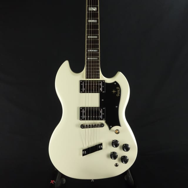 Guild S-100 Polara Electric Guitar - White image
