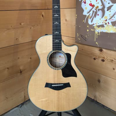 Taylor 612ce 12-Fret 2019 Natural Gloss