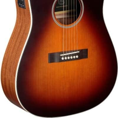 James Neligan EZR-DCFI, Ezra Series ACoustic-Electric Dreadnought Guitar w/ Solid Cedar Top for sale