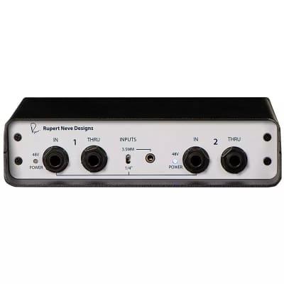 Rupert Neve Designs RNDI-S Stereo Active Transformer Direct Box
