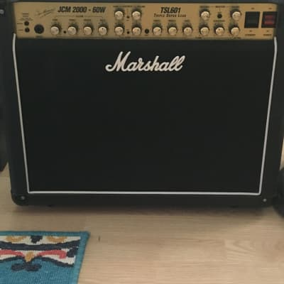 "Marshall UK 🇬🇧 JCM 2000 TSL 60W 12"" combo"