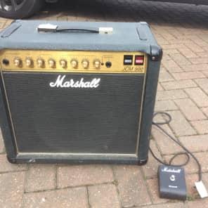 Marshall JCM 900 Model 2101 100-Watt Hi Gain Master Volume MkIII 1x12 Combo