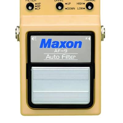 Maxon AF-9 Auto Filter Austo-Wah pedal for sale