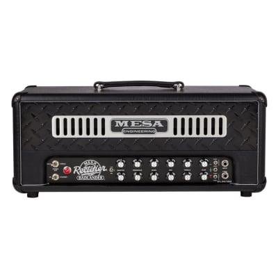Mesa Boogie Rectifier Badlander EL34/100 2-Channel 100-Watt Guitar Amp Head