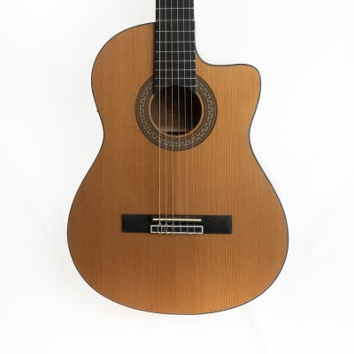 Jasmine JC27CE-NAT Classical with Electronics Natural