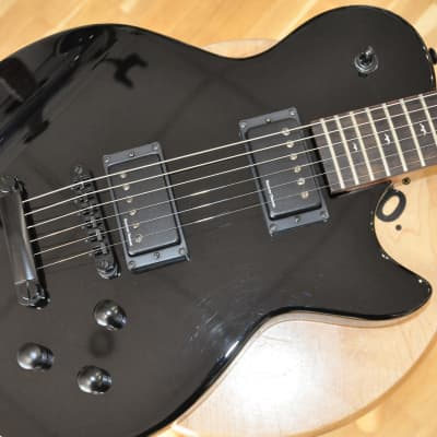 LAG Imperator Custom Bédarieux ICB15 BLK B SED2 / LP Type Singlecut / Made In France from 2012 for sale