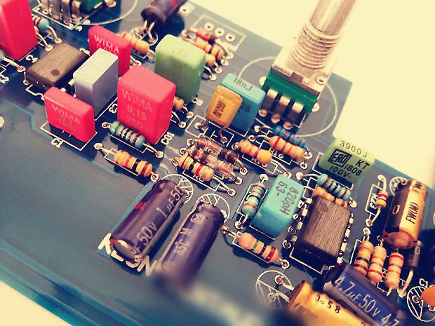 m e c overdrive guitar pedal professional overdrive reverb. Black Bedroom Furniture Sets. Home Design Ideas