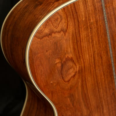 Huss and Dalton TOM-R Custom Honduran rosewood bearclaw Italian spruce 2019 natural for sale