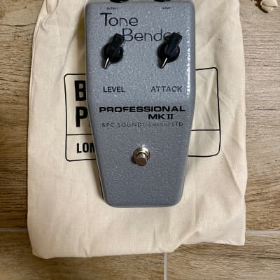 British Pedal Company Tone Bender MKII OC81D
