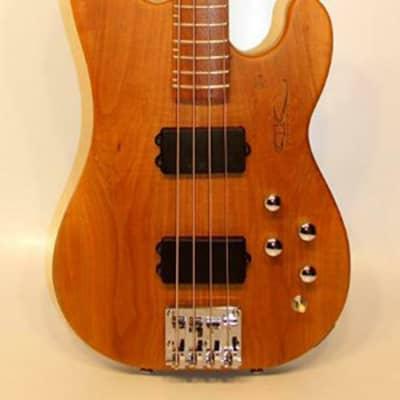 Kritz Vintech 4-string P-bass Deluxe 2020 Light brown Ultramat finishing for sale