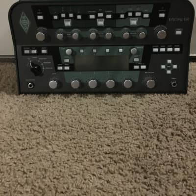 Kemper Profiler Head (non powered) with soft case