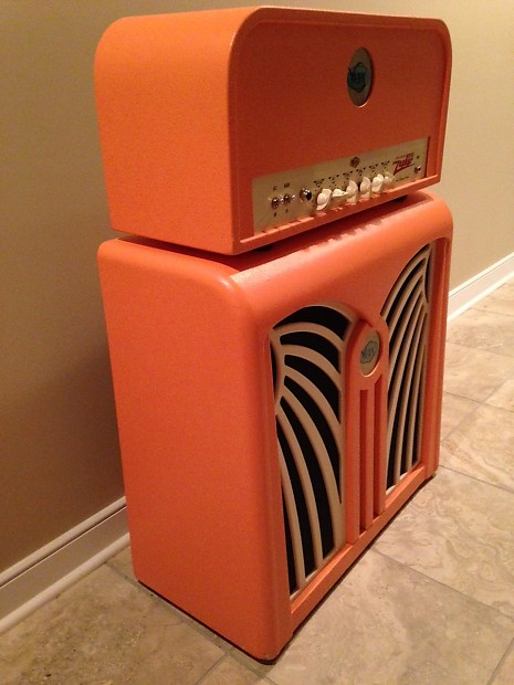 Vero Amp Chicago Zephyr Head And Cabinet Reverb