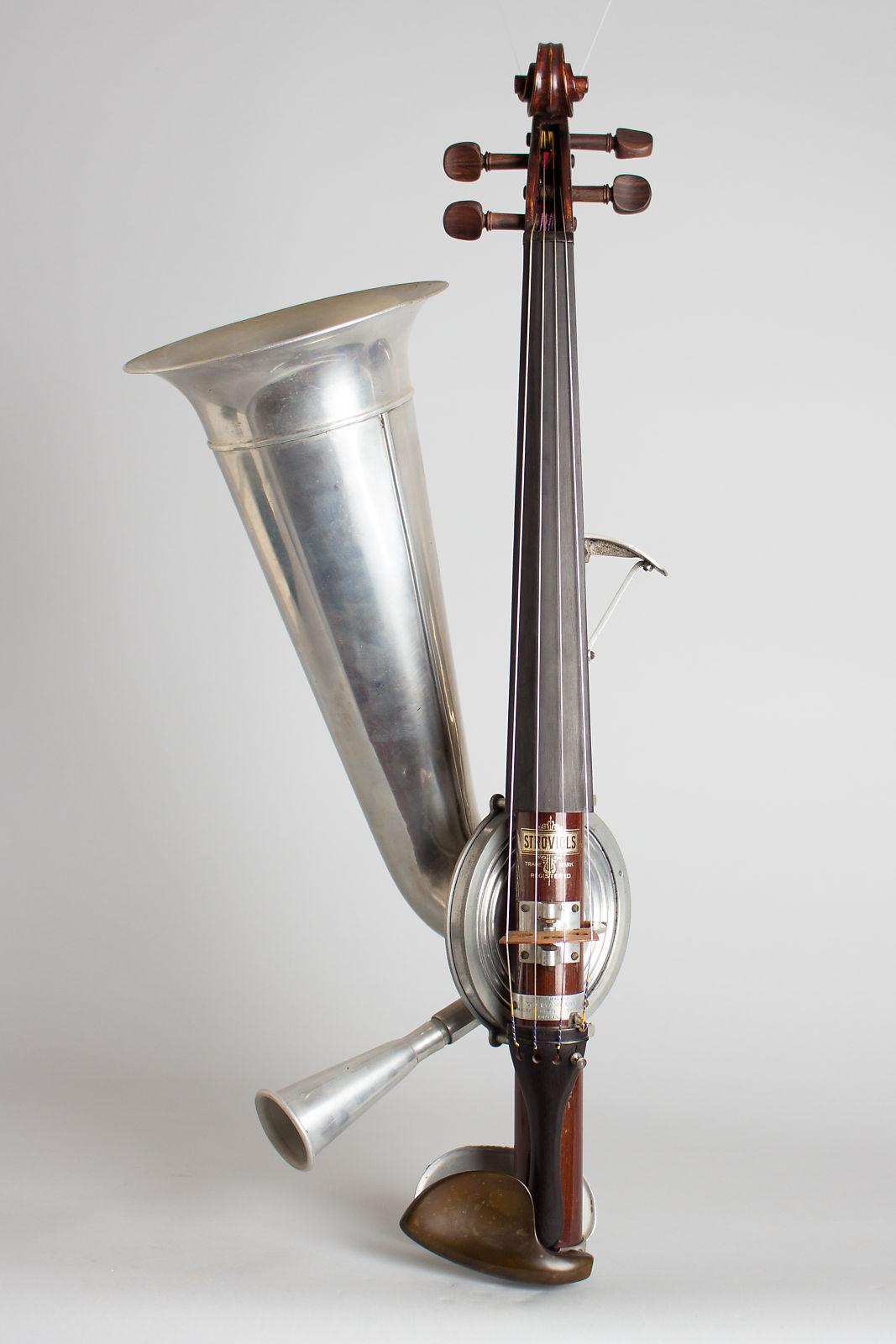 Stroviols Resophonic Viola circa 1910