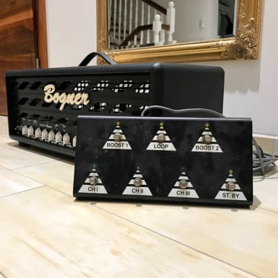 Bogner XTC 101B - white chassis - Serial Number 79 - VINTAGE! for sale