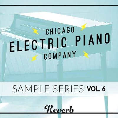 The Chicago Electric Piano Co | Sample Series Vol. 6 - Wurlitzer 140B