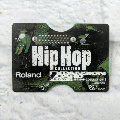 Roland Hip Hop Collection Expansion Board SR-JV80-12