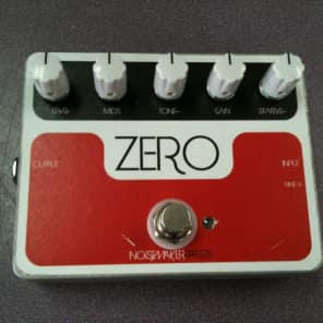 Noisemaker Effects Zero Fuzz