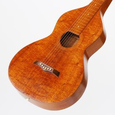 1920s Weissenborn Style 1 Vintage Hawaiian Acoustic Lap Steel Guitar - Very Nice, Worldwide S&H! for sale