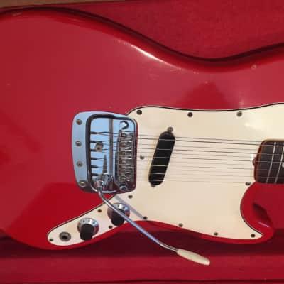 1967 Fender Bronco Guitar & Amp Set for sale