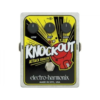 Electro-Harmonix Knockout Attack Equalizer 2015
