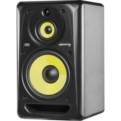 "KRK Rokit 10-3 G3 148W 10"" Three-Way Active Studio Monitor (Single, Black)"