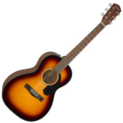 Fender CP-60S Acoustic Guitar - Walnut, Sunburst