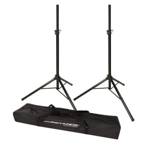 Ultimate Support JS-TS50-2 Jamstands Tripod Speaker Stands (Pair) w/ Bag