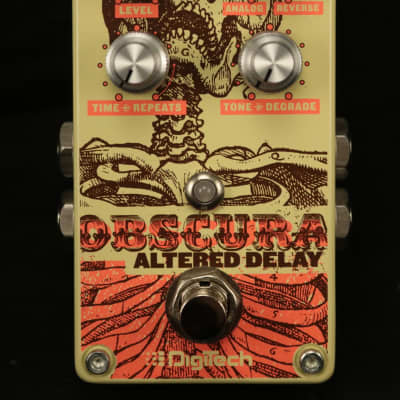 USED Digitech Obscura (020) for sale