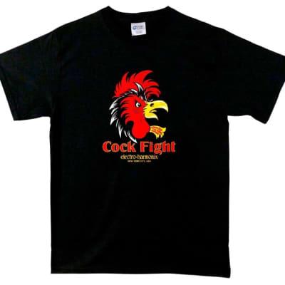 Electro Harmonix T Shirt Cock Fight S