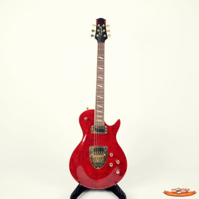 Carparelli Pacifico Sv- Cherry Red Flame for sale