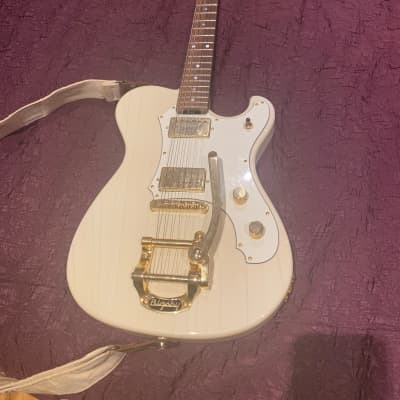 Veritas Custom Shop Portlander 2017 Dog hair / white finish for sale