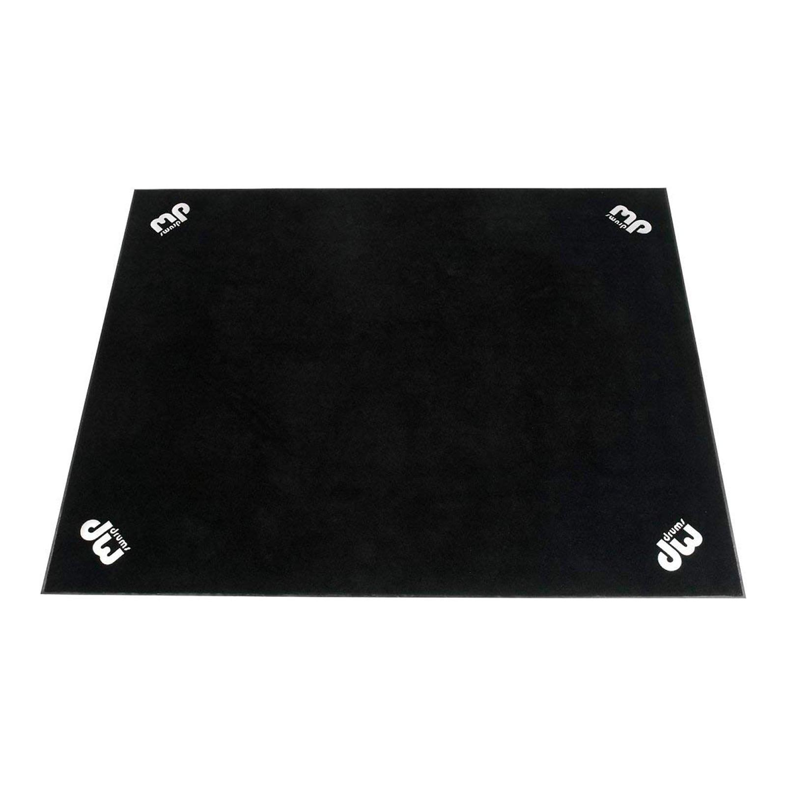 dw dwcprug2 5x7 39 drum rug w dw logos reverb. Black Bedroom Furniture Sets. Home Design Ideas