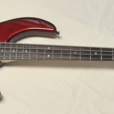 DEAN Edge 09 4-string bass guitar MDR  Metallic Red for sale