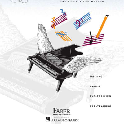 Hal Leonard Faber Piano Adventures - Level 2A Theory Book - 2nd Edition