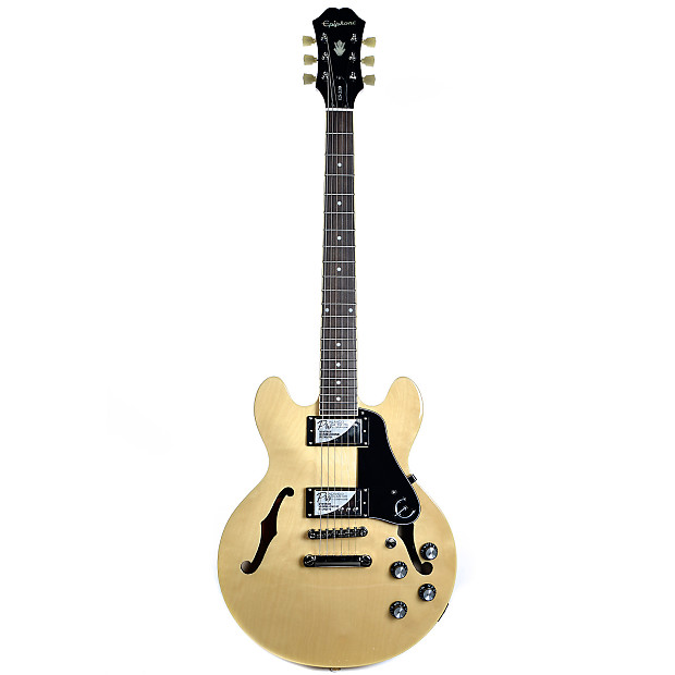 epiphone es 339 pro natural w alnico classic pros reverb. Black Bedroom Furniture Sets. Home Design Ideas