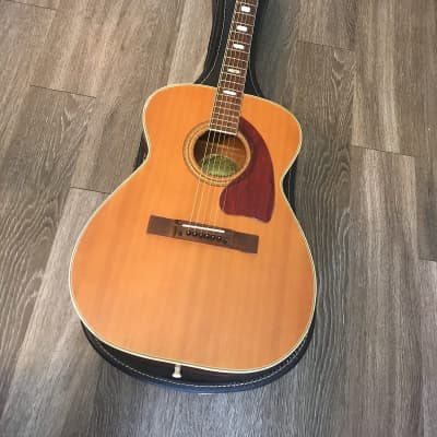 Kawai KF-60 1969 Natural made in Japan 1969 in very good condition with original chipboard case for sale