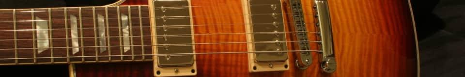 Green Oak Guitar