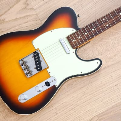 1997 Fender Telecaster Custom '62 Vintage Reissue TL62B-80TX Japan, USA Pickups for sale