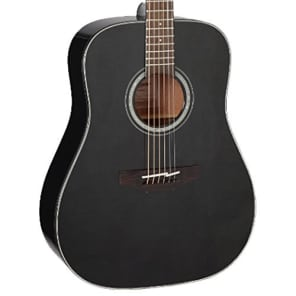 Takamine GD30CE BLK Dreadnought Acoustic Guitar, Black for sale