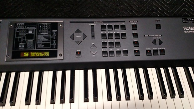 roland a90 expandable controller keyboard 88 weighted keys reverb. Black Bedroom Furniture Sets. Home Design Ideas