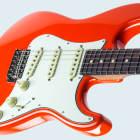 NEW! Suhr Scott Henderson Signature Classic Electric Guitar - Fiesta Orange image